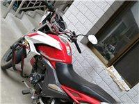 现有一闲置摩托车出售,本田150发动机,保险牌照手续齐全 ,车况杠杠的,上坡力度大,操控舒适。诚心要...