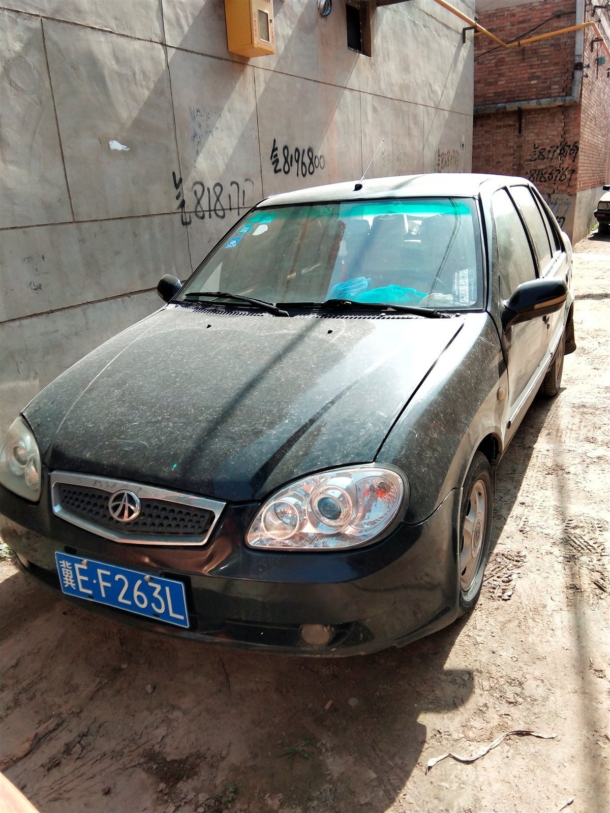 09年夏利轿车出售价格4500元