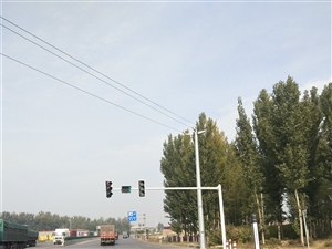这红绿灯是让谁看的?