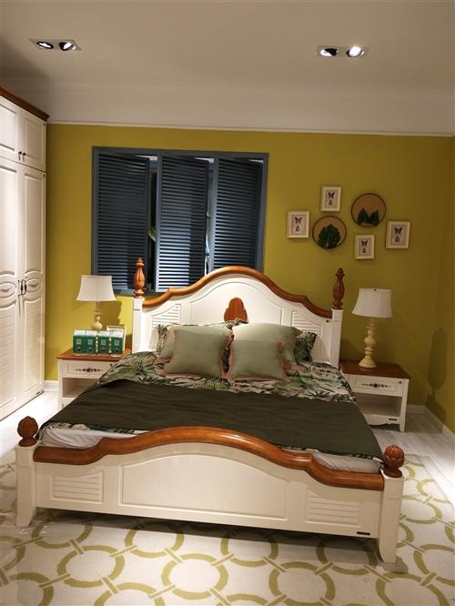全友**未拆封帶床墊家具一套整體出售