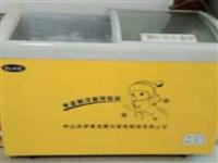 9成新,一米二左右,雪糕冷凍柜。節能省電!