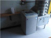 出售一台二手全自动洗衣机,没有一点毛病,需要的速度了