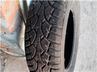 出售165/70/14防滑雪地胎,就用一个冬天,车卖了不用了,价格美丽,联系电话:135969807...