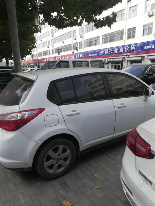 2014年啟辰R50出售,自己開的一手車,