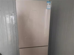 出售冰箱,9成新�I��]怎么用,一直放著,9成新