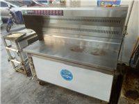 烧烤油烟机、燃气烧烤炉,都是95成新,现低价出售,有意者价格面议。可看货。