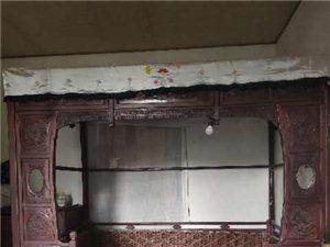 古董床,独轮车,联系13357039795