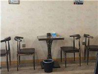 安州区奶茶店设备全套转让   桌椅转让 成色新
