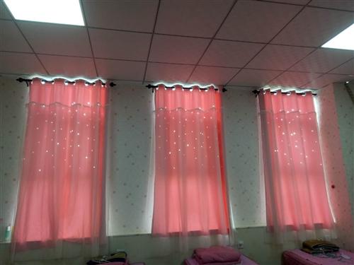 星星窗簾,單個適合2?1米窗戶,價格美