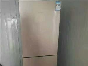 低�r出售冰箱,九成新�I��]怎么用就放著