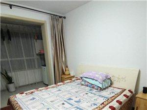 出售雙人床,送床墊子!