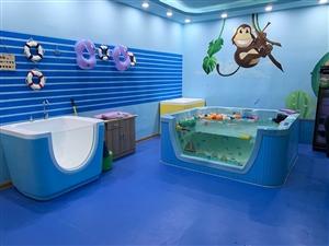 客源稳定婴儿游泳馆转让