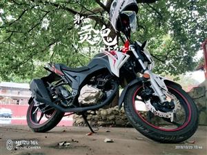 隆鑫摩托CR5,型�lx150-59,18年制造,18年���c入手,目前��表5100多公里,成色很新,...