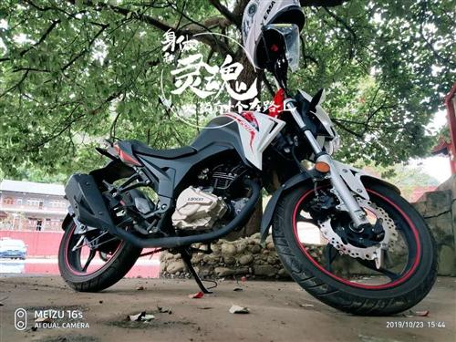 隆鑫摩托CR5,型號lx150-59,18年制造,18年國慶入手,目前實表5100多公里,成色很新,...