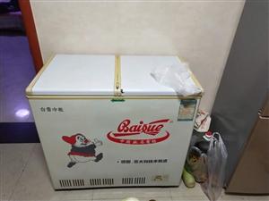 白雪品牌冰柜,3年前�_商店�r�I的,���r售�r1100,�F在商店早都不�_了,�|西好著呢,�]一�c���},在家...