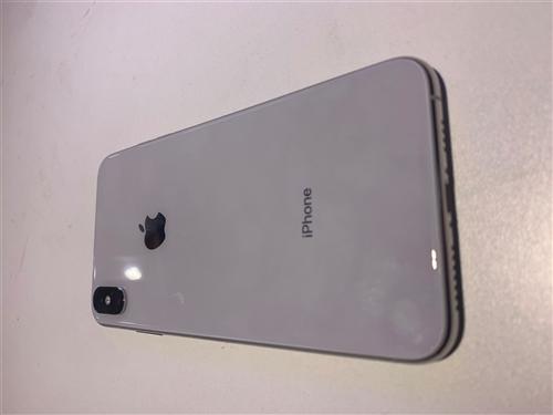 蘋果XS max 256G 國行雙卡三網通,成色完美,才買三個月,保修還有256天,盒子保卡配件齊全...