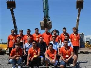 挖掘机,旋挖钻,叉车,起重机等工程机械培训