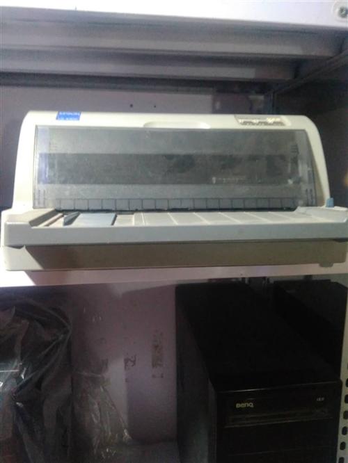 愛普生LQ630K打印機,成色新。東方紅超市對面恒生電腦