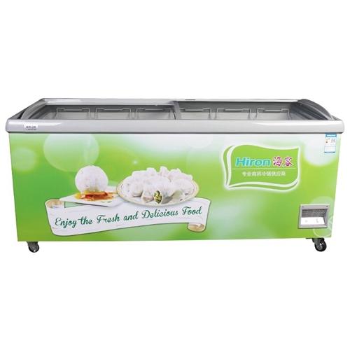 出售海容1.8米冰柜用了四个月,几乎**,