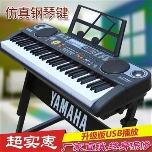 電子琴買下基本沒用,九成新,有需要的聯系我,便宜出售