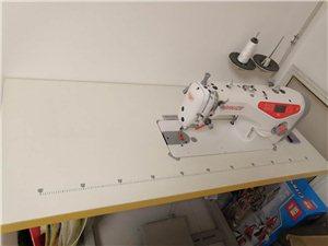 出售99成新布鲁斯电动缝纫机