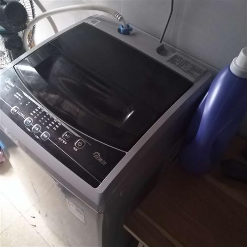 去年來仁懷買的自動洗衣機因為現在要離開了帶上也不方便牌子是美的的