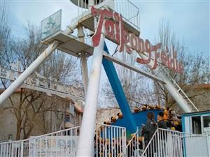 营口市楞严寺公园游乐场地及设备出售效益不错大家可以来经营