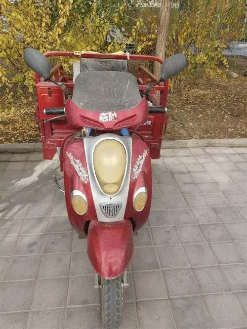 出售一輛二手摩托車  化油器  電瓶都是新換的