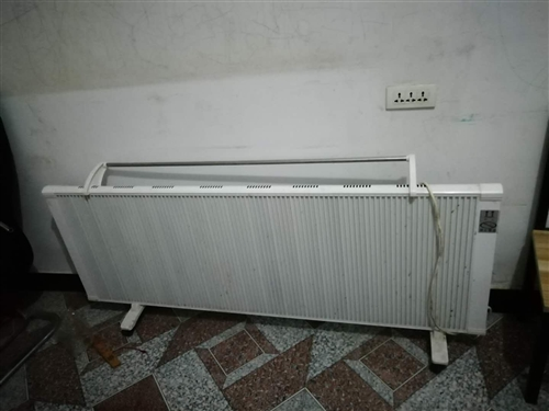 出售電暖氣片和新的一樣,用不上了現在便宜出售260元要的聯系電話15829638835
