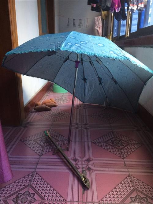 電動車太陽傘九成新