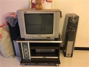 电视一台,音响一对,有需要联系