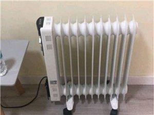 先锋电暖气取暖器 DS6111 11片加热 东西九成新 在京东买的 也就去年冬天用了几次 ...