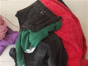 回收舊手機,舊衣服