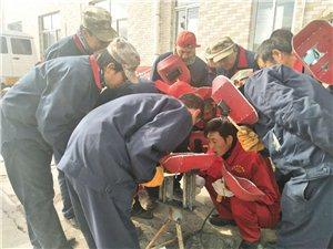 氩电焊工培训开始了