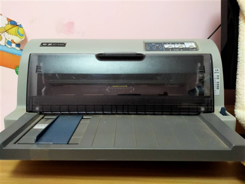 標拓針式打印機,買的時候1280元,打印發票用了兩次,九成新,給錢就賣!