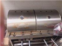 烤羊腿炉子600不讲碳槽钢叉都带,自取