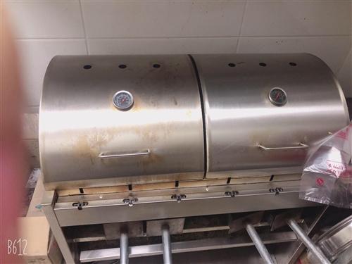 烤羊腿爐子600不講碳槽鋼叉都帶,自取