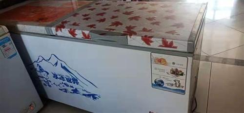 1.9米大冰柜,九成新,在洮南市里,自提可小议