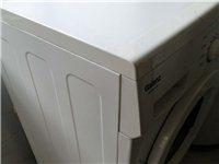 家用格兰仕6公斤滚筒洗衣机一台,8成新正常使用,200元低价出售。