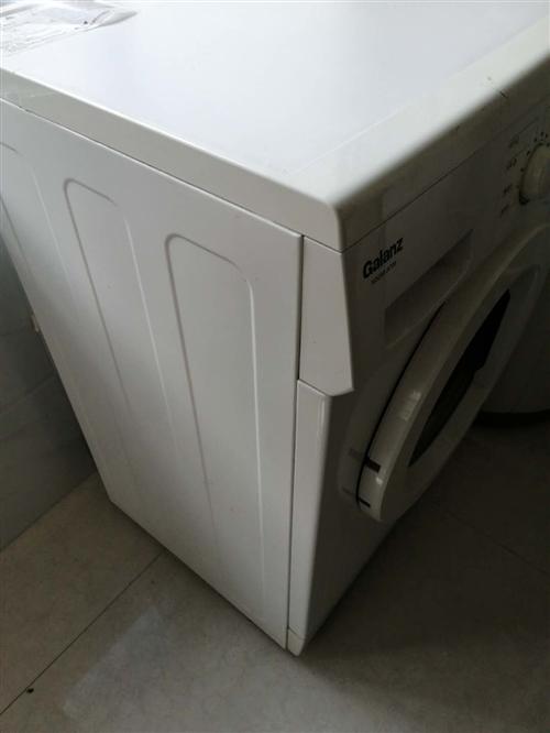 家用格蘭仕6公斤滾筒洗衣機一臺,8成新正常使用,200元低價出售。
