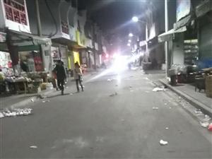 �f�d老菜市�鲋苓�街道垃圾�M地