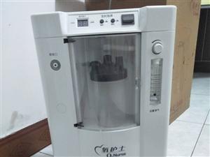 3F一3氧护士制氧机,鱼跃牌,九成新,现在出售。