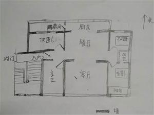 明珠新�^3室 2�d 2�l56.9�f元