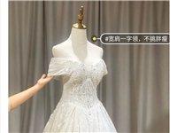 婚紗特別大,腰下裙擺3米,驚艷全場!!! 只租不賣,450元3天,可免費試穿,有需要致電15216...
