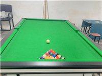 本球廳打算更換喬氏,出售臺球桌只用了3個月,有3個臺子。價格低,有要的聯系我:18649053726...