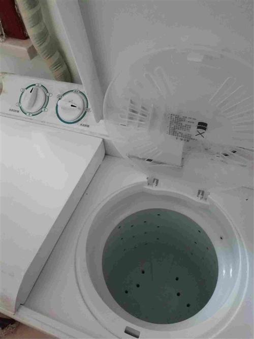 海尔洗衣机只用了一年给钱就卖价格你定