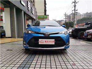 丰田雷凌 2017款 改款 1.8V CVT 豪华