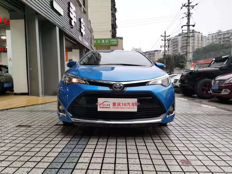 豐田雷凌 2017款 改款 1.8V CVT 豪華
