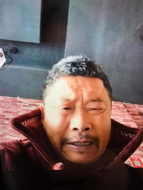 尋人啟事,徐杰兵,55歲,安徽人,12月20走丟,出走時身穿咖啡棉睡衣一套,天寒地凍希望好心人給予幫...