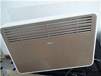 美的对衡式取暖器一台,九成新,低价处理